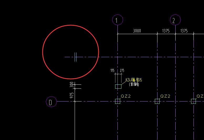 CAD图中双文字代表实线cad导入cdr意思后了没有有的图片