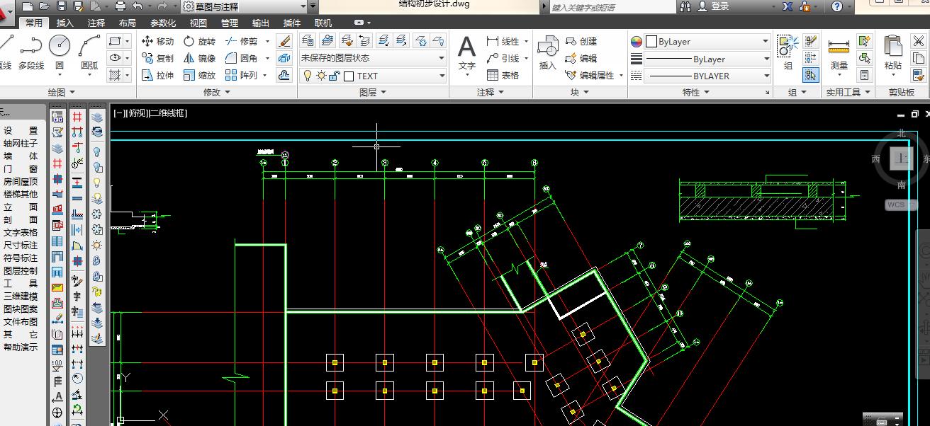 图纸,我用广联达CAD导图,把葫芦转换成电图纸老师图片