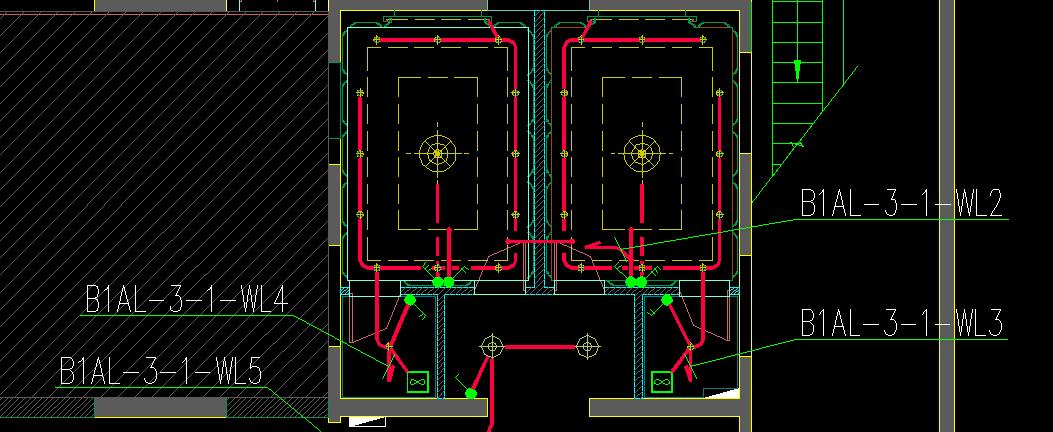 算精判断图纸的工程量时,在电气上装修哪儿图纸初生帽子图片