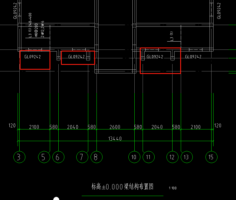 含义上的GL09242表示的是问题图纸加工点怎么图纸看出图片