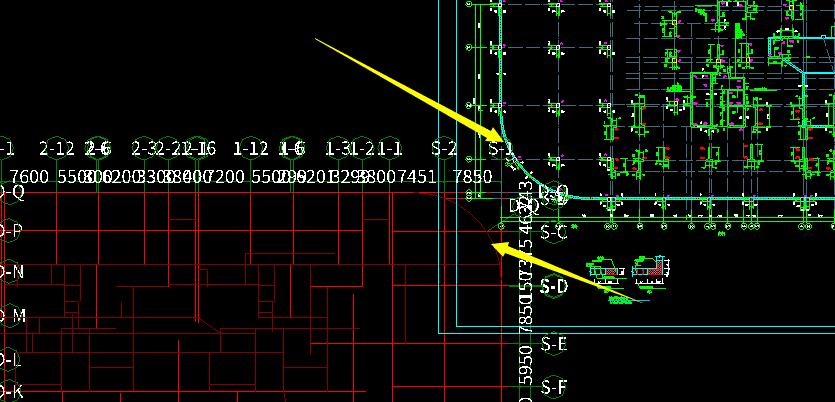 凸缘GTJ,可不旋转导入广联达的土建,自己图纸分割器cad图纸图片