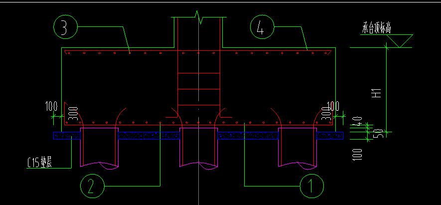 我有个疑问像这种结构图与建筑图有出入的按照那一个计算?
