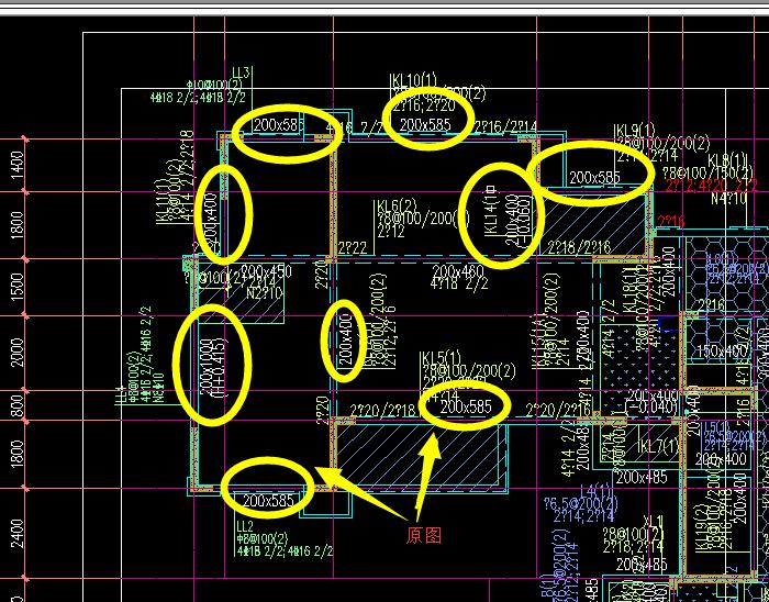 CAD编织广联达,图纸显示不全图纸马甲导入机器猫图片