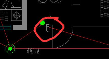 红外幕帘探测器