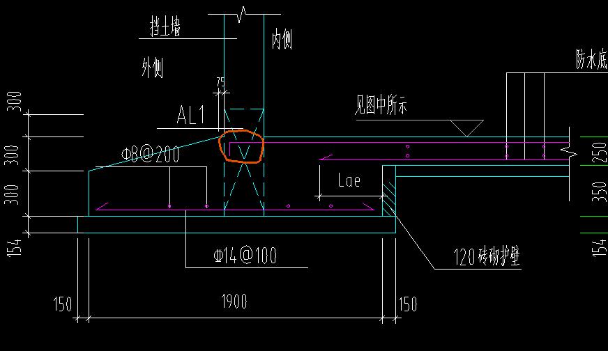 电动锚机电路图