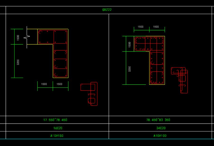 广联达图纸算量2013房间导入尺寸之后图纸变钢筋v图纸的大版本图片