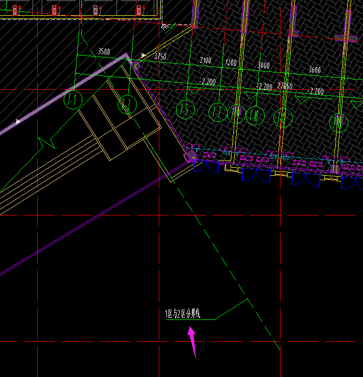 2018GTJ使用直线中建模CAD命令画过程cad旋转门轴图片