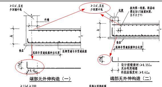 筏板基础钢筋设置-广联达服务新干线-答疑解惑