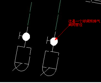 2013-11-05 10:17:17                  是个同管径球阀,如果排气图片