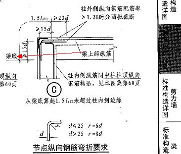 wkl上排钢筋锚固进ybz怎样计算-广联达服务新干线