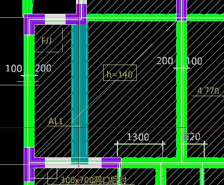 边框梁,连梁,一般布置的位置在哪?