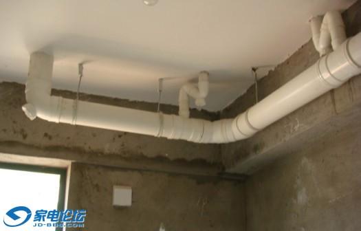 卫生间水封安装图解