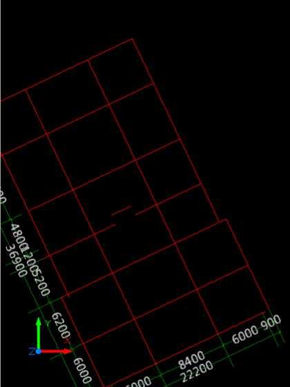 CAD导图轴网的识别-广联达答疑新干线-防护解图纸桥面服务图片