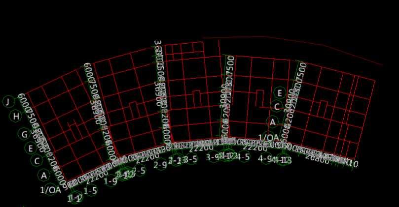 CAD导图轴网的识别-广联达服务新干线-答疑解设计手机图纸图片