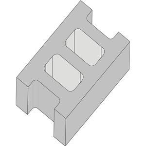 灰色砖墙矢量图