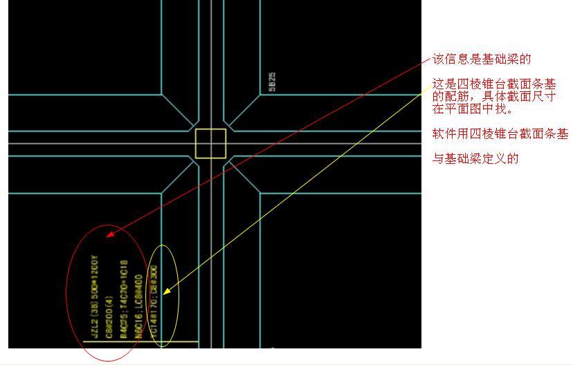 亚泰40塔机基础图片