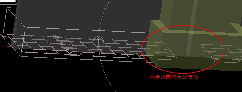 剪力墙下基础梁钢筋不锚入桩承台中怎样设置图片