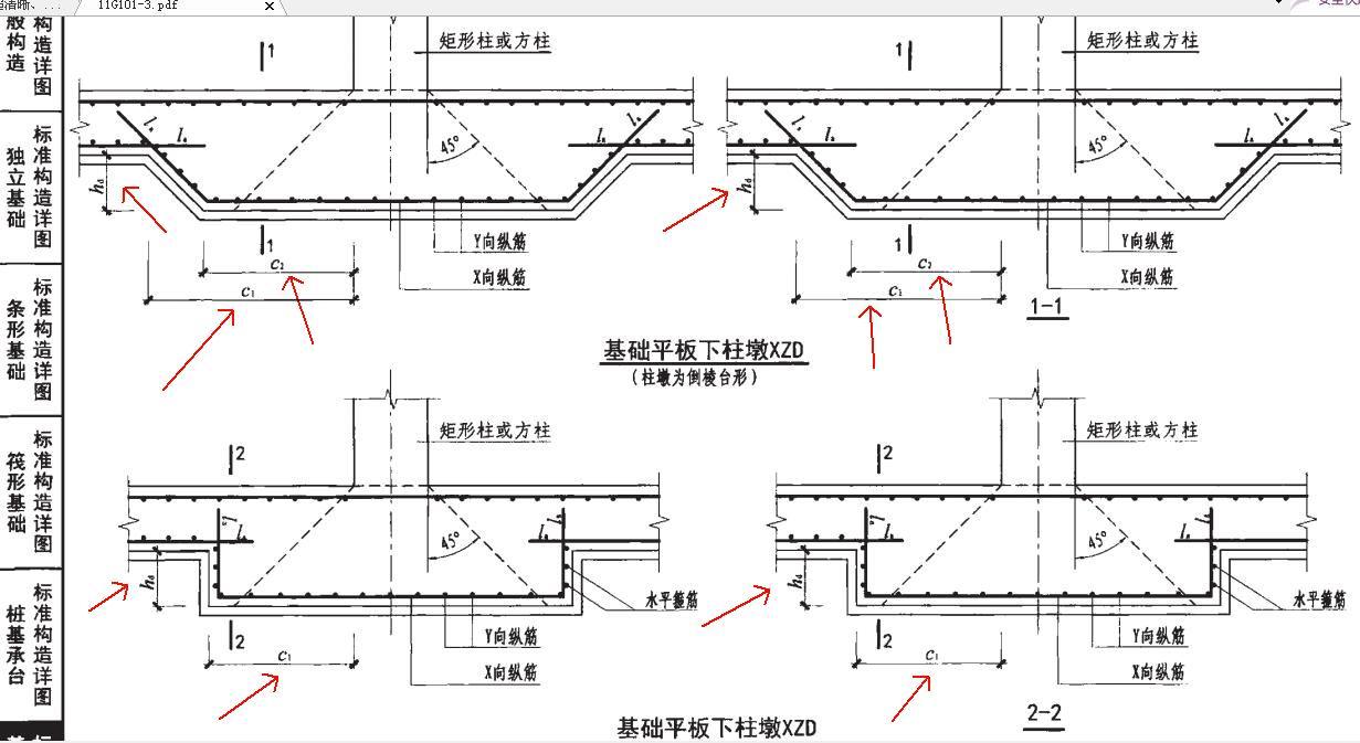 墙下条形基础怎么设计图片