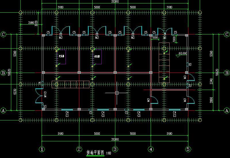 请教计算机机房的室内,室外标准接地系统应该如何做,有国标规范吗?
