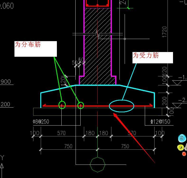 受力筋和分布筋广联达服务新干线图片