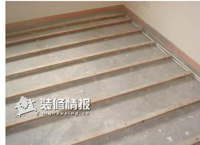 黑龙江定额中墙面细木工板龙骨