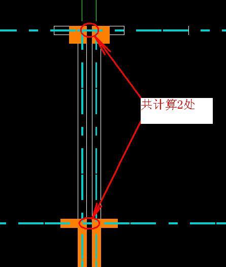 沉降缝处算几处接地跨接线-广联达服务新干线-答疑解
