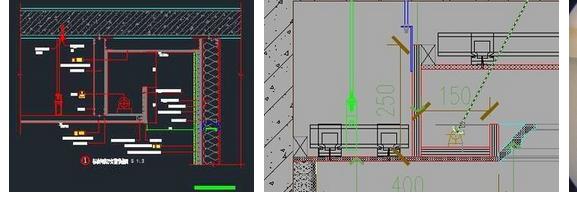 附加式灯槽与悬挑式灯槽的区别图片