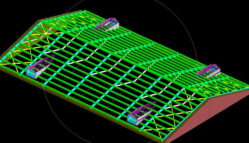 屋面钢结构,用什么换算重量-广联达服务新干线-答疑