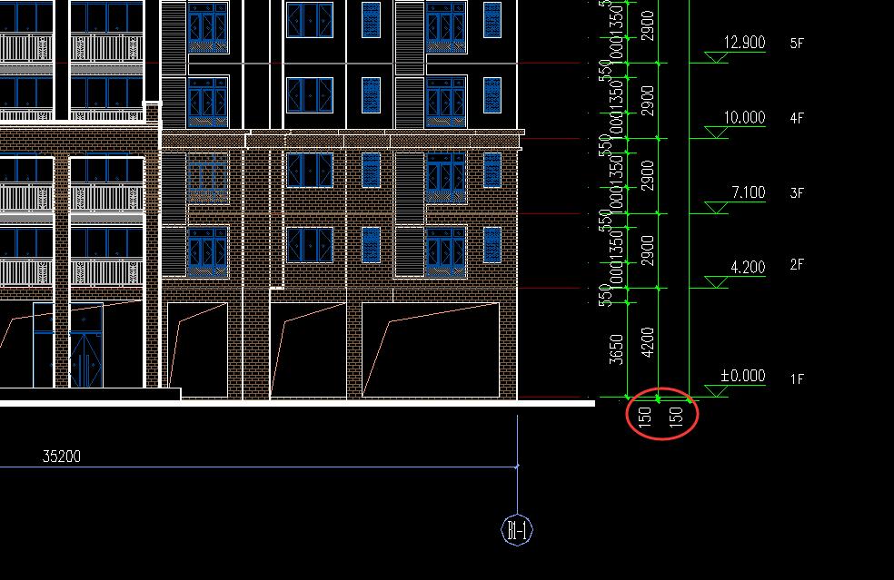 室外地坪设计标高是指到首层地面标高还是正负0的高度