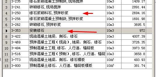 市政侧缘石套什么定额子目?-广联达服务新干线-答疑
