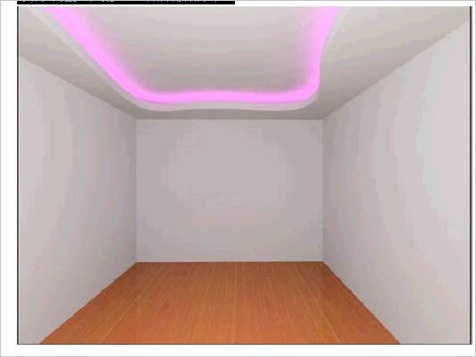 如:嵌顶灯槽与嵌顶灯带附加龙骨的区别在于灯槽是局部灯带是大部;或图片