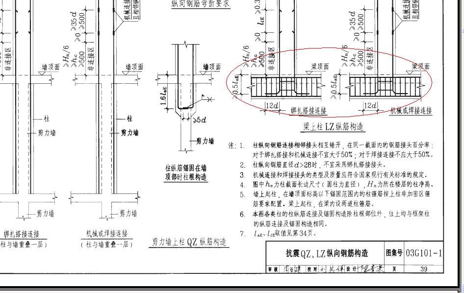 6g101钢筋平法图集