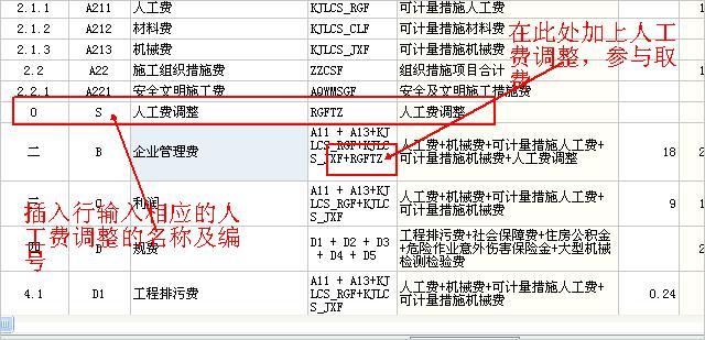 河南省定额人工费_关于计价gbq4.0 2003定额中人工费调整