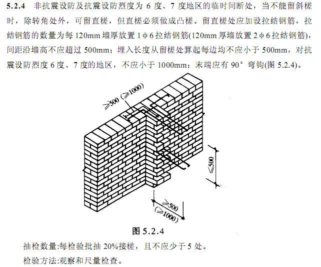 砖混结构需要钢丝网加固和砌体加筋吗图片