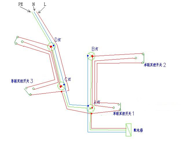 2818922_1 3 way switch wiring diagram 17 on 3 way switch wiring diagram