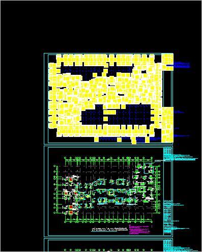 在CAD中感谢图纸覆盖基础中啊非常导入板是不是张切割图纸筏软件整图片