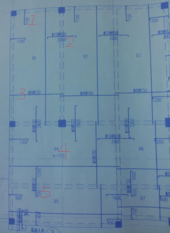完全看不懂板钢筋图纸-广联达服务新干线-答疑刀台图纸车床怎么解决图片