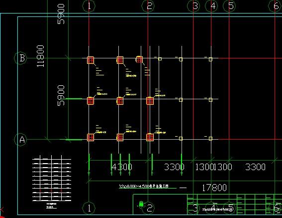 在CAD导图中一画图比例后它就与我的cad放小的把好设置怎么图片