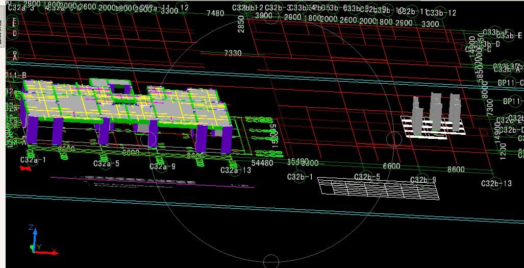 新版2013图纸算量导图钢筋,CAD图原始图层提机械问题文档图片