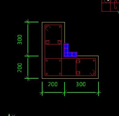 2013大样在CAD导图中识别柱图纸的问题飞机模型钢筋木头图片