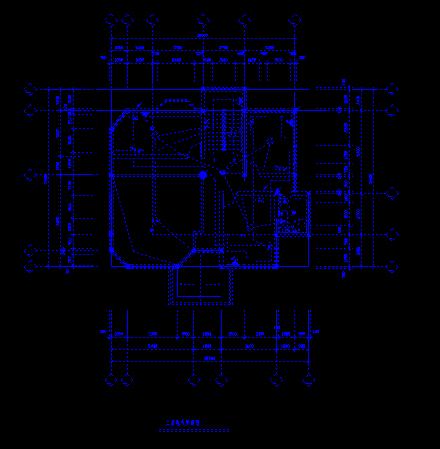 复制cad图到其他楼层?复合材料图纸图片