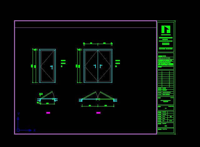 cad空间标签里的图让我给复原了缩小-广联cad窗口布局多图片