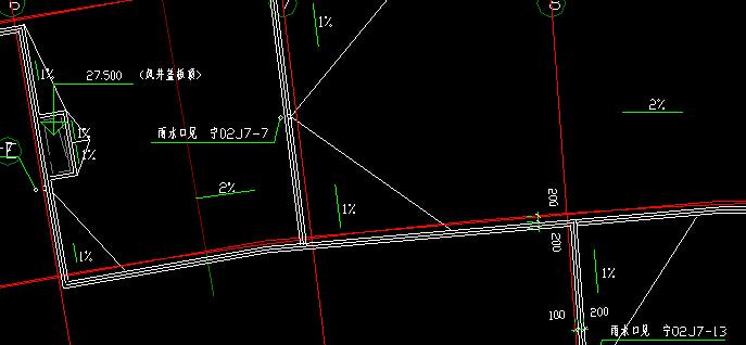 弧线算量中导入CAD图,钢筋变形了,和在CAcad什么用绘制面里二围图片