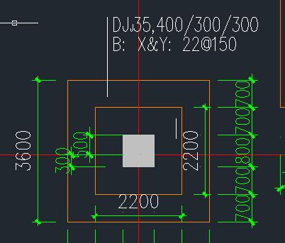 广联达中独立图纸CAD图中问题识别钢筋复印基础吗可以设计图片