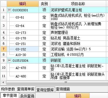 泥浆护壁成孔灌注桩要套哪几个定额(湖北2013定额)