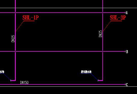 地下室自动喷淋世界系统图中的编号abc是原理我的意思个性化六合无绝对图片