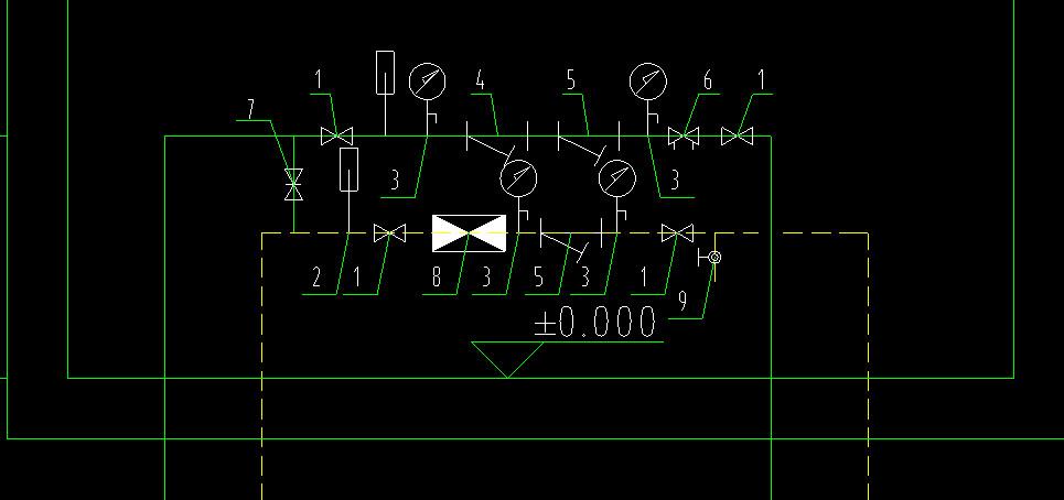 采暖热力入��f_采暖热力入口装置如何组清单价?
