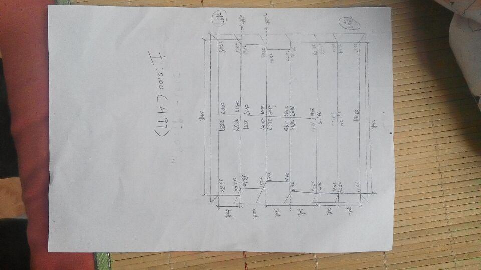 用cad画石材平面图截面图画?辰浩cad绘图软件土方辅助图片