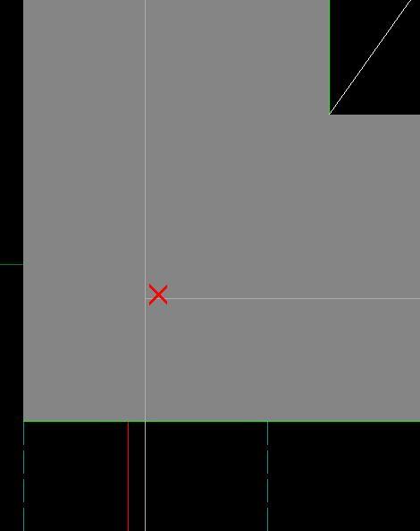 请问:移动轴线时,点击符号图纸定位到定位交点图纸尸全部围城丧3图片