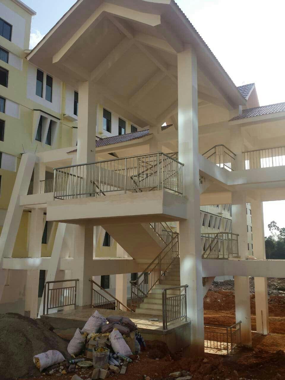 连廊建筑面积的问题图片